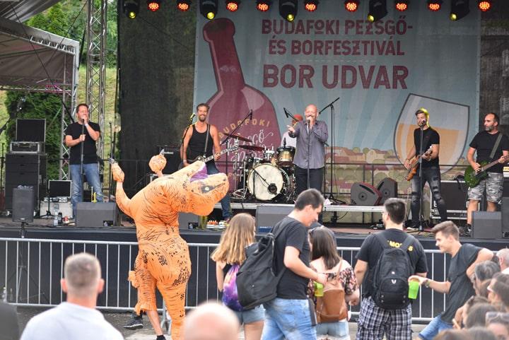 Bornegyed, Borfesztivál, Budafoki borfesztivál, Budafoki Pezsgő- és Borfesztivál, Budapest bornegyede